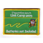 1st Abby Link Camp 2009 Crest