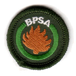 BPSA Fireman Program Badge