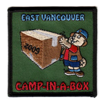 East Van Beaver Camp-in-a-Box 2010